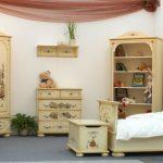 Детская мебель прованс своими руками