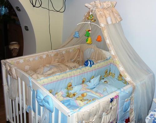 Детские кроватки для двойни