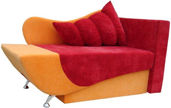 Детский раскладной диван Эльф