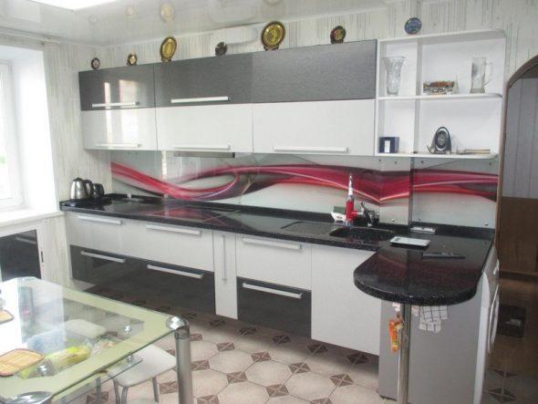 Дизайн кухни-фотогалерея