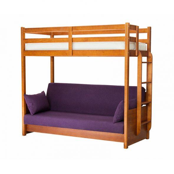 Двухъярусная кровать - диван