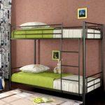 Двухъярусная кровать для детей 1