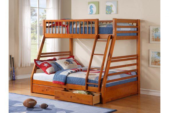 Двухуровневые кровати