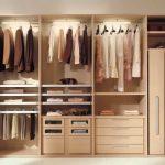 хранение вещей шкаф
