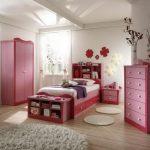 Комната для девочки 6-7 лет