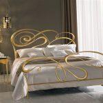 Кованая кровать Гламур