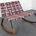 кресло качалка без подлокотников