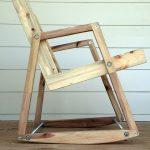 кресло качалка как сделать