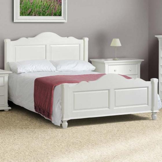 Кровать AVIENNE в стиле прованс