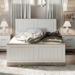 Кровать Прованс СМ-223.02.001 120 с изножьем