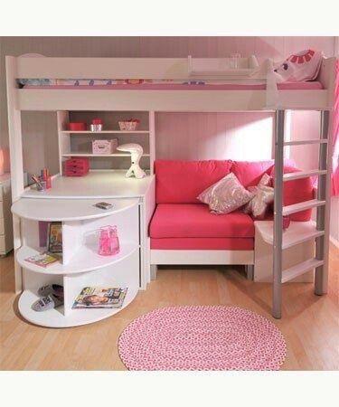Кровать для девочки фото