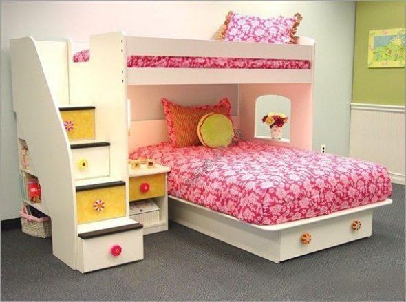 Кровать для девочки, то что нужно