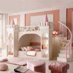 Кровать для девочки-вариант
