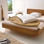 Кровать из массива дуба Airo 1