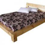 Кровать из сосны Юлия