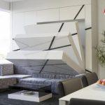 Кровать с подъемным механизмом фото