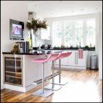 Кухня с двумя окнами-рациональная расстановка