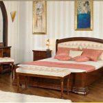 Мебель в спальню Elegance от производителя Mobex