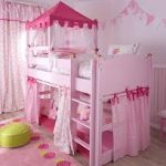 Необычные кровати для девочек