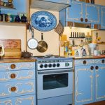 Обновление мебели при помощи краски