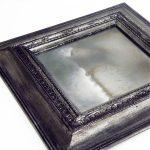 Ремонт зеркал, утративших амальгаму