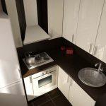 Решить проблему маленького пространства на кухне