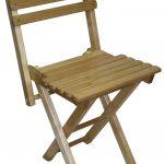 Складной стул своими руками из дерева