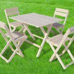 Складные столы для дачи