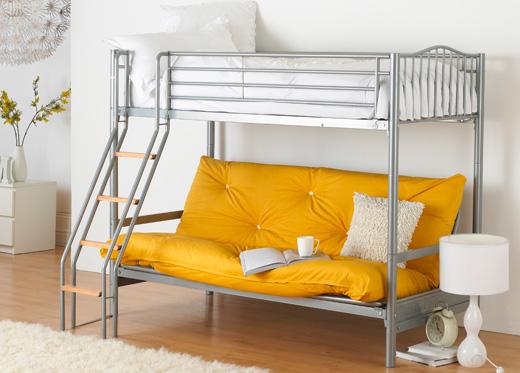 Стильная кровать для подростка