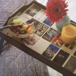 столик для завтрака декор