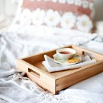 столик для завтрака идеи фото
