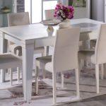 стулья для гостиной белые