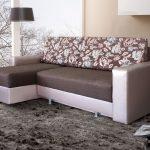 диван угловой в интерьере