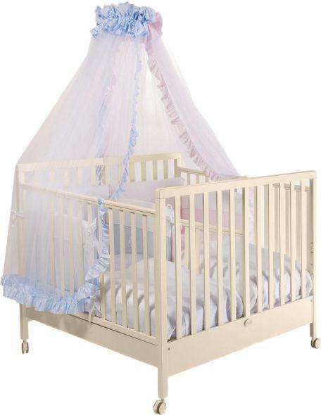 детская кроватка feretti letto gemellare papa