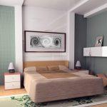 дизайн спальни 20 кв м