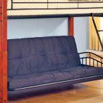 двухъярусная кровать с диваном для взрослых