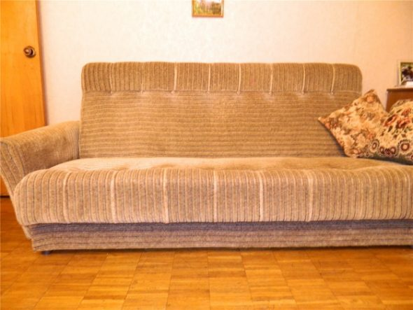 если скрипит диван