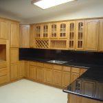 кухонные шкафы дерево