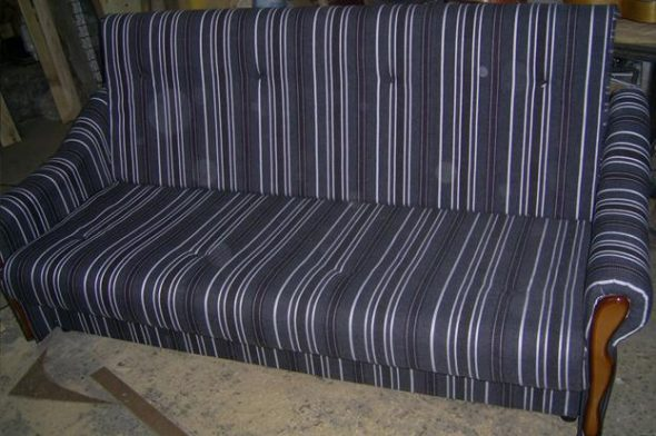 готовый диван