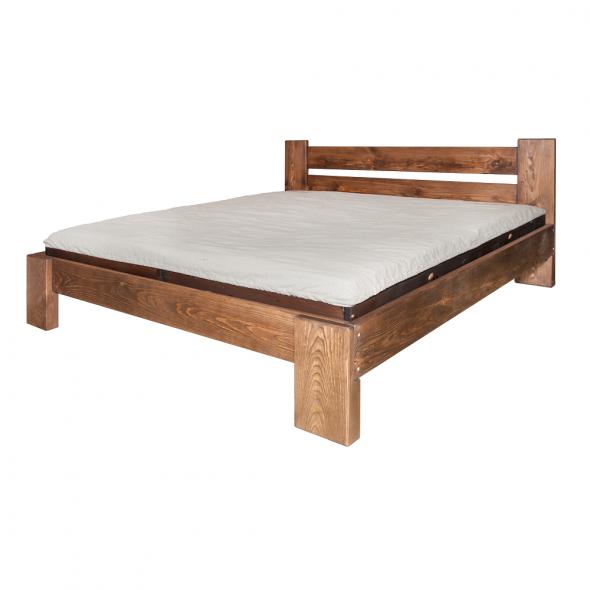 эко-кровать из сосны