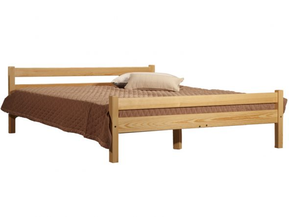 красивая двухспальная кровать