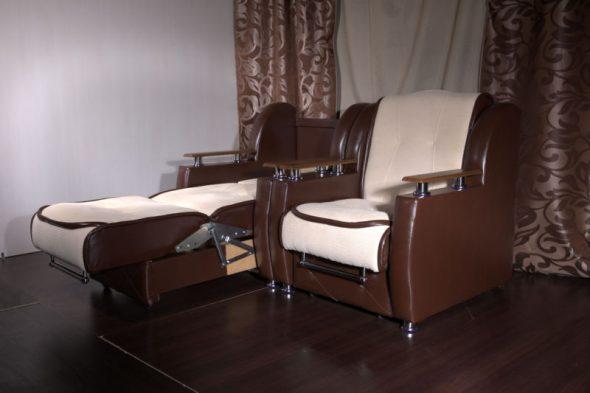 кресла кровати в интерьере