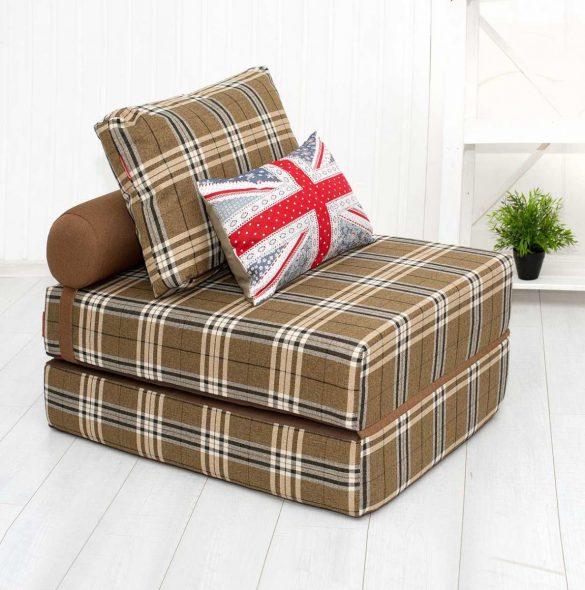 кресло кровать бескаркасное