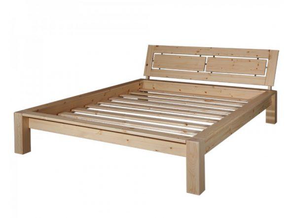 кровать из массива сосны брамминг 1