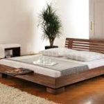 кровать массив бука