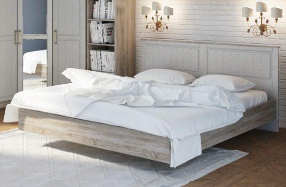 кровать прованс трия фото