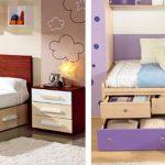 кровать с ящиками-преимущества