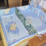 кроватка для двойни (ручная работа под заказ )