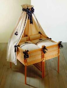 кроватка для двойняшек — кровать одна, ребенка два