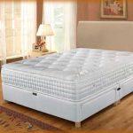 матрас для деревянной кровати